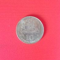 10 Centesimos Münze Aus Chile Von 1971 (sehr Schön) - Chile