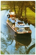 BRECON AND ABERGAVENNY CANAL : WATER-BUS FOR PARTY HIRE - Ships