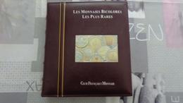 Album Les Monnaies Bicolores ,Chine, Russie, Monaco,Taîwan,Brésil, Canada,Arménie,Stoltenhoff, Pologne, - Coins