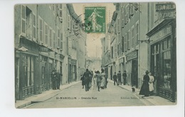 SAINT MARCELLIN - Grande Rue - Saint-Marcellin