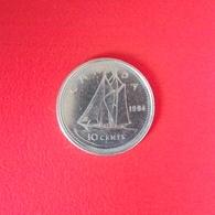 10 Cents Münze Aus Kanada Von 1994 (schön Bis Sehr Schön) - Canada