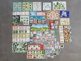 Lot Blocs/feuillets/timbres France - Année 2008 - Blocchi & Foglietti