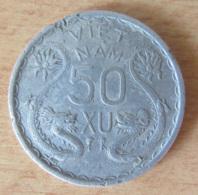 VIET-NAM - Monnaie 50 XU 1953 - Aluminium - Vietnam