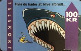 Paco \ DANIMARCA \ TDKD035a \ Shark \ Usata - Denmark