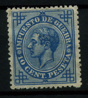 España Nº 184. Año 1876 - Nuevos