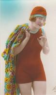 Mode ,fantaisie ,lot De 10 Cartes ,femme En Maillot De Bain - Women
