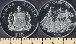 Samoa 10 Tala 2003 - Samoa
