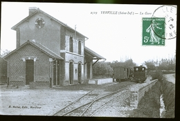 YERVILLE LA GARE                               JLM - Frankreich