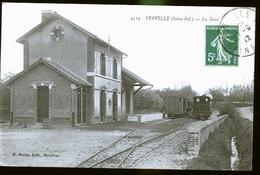 YERVILLE LA GARE                               JLM - Francia