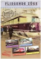 MG226) GERMANY BRD 2006 EISENBAHNFAHRZEUGE -Treni A Profitto Opere Di Beneficienza - [7] Repubblica Federale