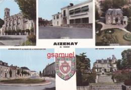 85 - Aizenay Les P. T. T - Aizenay