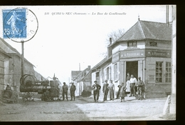 QUIRI LE SEC MOISSONNEUSE VAPEUR                             JLM - Francia