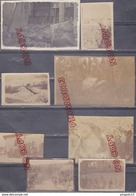 Au Plus Rapide Lot Guerre 1914 1918 Militaire Poilus Ensemble 33 Photos - 1914-18