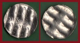 Μ3-37913 Netherlands 2002 - Introduction Euro. Currency 2.5 G, Official Destructions - Netherlands
