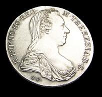 Thaler - Maria Theresia - Autriche - 1780  - TTB + -Argent 833/00 - - Austria
