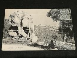 CPA 20 - Corse - AJACCIO : BERGERIE A CACALU - L. Cardinali N° 623 - T.Rare - Ajaccio