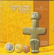CARTERA EUROS CHIPRE 2019 - Chipre