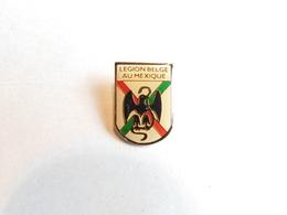 Légion Belge Au Mexique (Box2) - Militaria