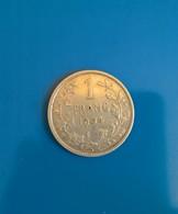 1 Frank 1904 (en Français) - Léopold II - TTB En ARGENT - 07. 1 Franc