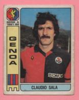 Figurina Panini  Calciatori 1981-82 - Genoa - Claudio Sala - Trading Cards