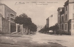 Ajaccio - Boulevard Lantivy - Le Grand Séminaire - Ajaccio