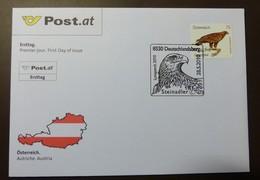 Brief Österreich   2010  Vogel Steinadler  #cover 4812 - 1945-.... 2. Republik