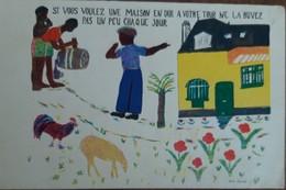 Lutte Contre L'alcoolisme En Afrique   Union Feminine Civique Et Sociale DOUALA  Illustrateur N.A. - Santé