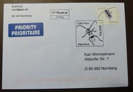 Brief Österreich   2009   Alpenbock  #cover 4819 - 1945-.... 2. Republik