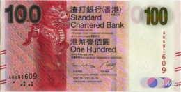 Hong Kong (SCB) 100 HK$ (P299) 2013 -UNC - - Hong Kong