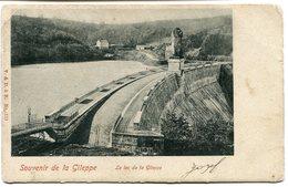CPA - Carte Postale - Belgique - Le Lac De La Gileppe - 1905 (B9004) - Gileppe (Barrage)