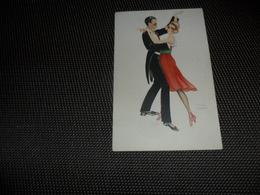 Illustrateur ( 1012 )   Paul Kropp   Dans  Danse - Illustrateurs & Photographes