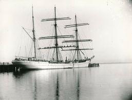 Argentique Bateau Voilier Appareillage Maritime Museum San Francisco Sailor Ship - Reproductions