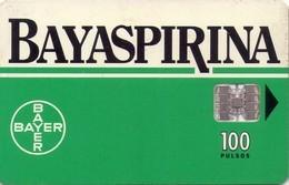 TARJETA TELEFONICA DE ARGENTINA. BAYASPIRINA. (151) - Argentina