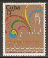 1979 Mi# 2412 ** MNH - CARIFESTA '79, Festival Of Caribbean Peoples - Nuevos