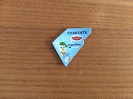 """Magnet * Serie Le Gaulois Département Français """"16 CHARENTE"""" - Magnets"""