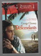 The Descendants Dvd  George Clooney - Drama
