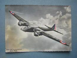 LOUIS PETIT - AMIOT 340 DE BOMBARDEMENT - 1939-1945: 2a Guerra
