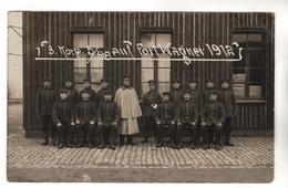 +2882,  FOTO-AK, WK I, Fort Wagner, Metz - Guerre 1914-18