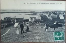 ILE DE BATZ  Vue Generale Prise Du Semaphore - Ile-de-Batz