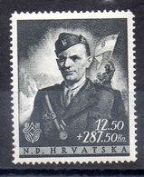 Serie De Croacia N ºYvert 126 ** - Croacia
