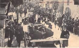 EVENEMENT Event  - 47 - MEZIN : Fêtes Présidentielles Du 1 Octobre 1906 - CPA  - Lot Et Garonne - Evénements