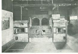DACHAU - ALTES KREMATORIUM - WEISS / SCHWARZ -NOT TRAVELED- INTERNATIONALER AUSSCHUSS VON DACHAU - Dachau