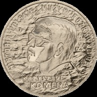 Poland, 2010, 2 Zl History Of Polish Popular Music – Krzysztof Komeda - Polen