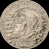 Poland, 2010, 2 Zl History Of Polish Popular Music – Krzysztof Komeda - Polonia