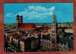 Muenchen, Rathaus Und Frauenkirche (75327) - München