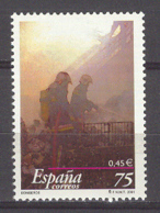 Spain 2001 - Cuerpo De Bomberos Ed 3777 (**) - 1931-Hoy: 2ª República - ... Juan Carlos I