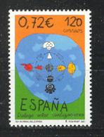 Spain 2001 - Dia Del Correo Ed 3820 - 1931-Hoy: 2ª República - ... Juan Carlos I