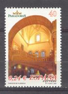 Spain 2001 - Paradores De Turismo  Ed 3782 (**) - 1931-Hoy: 2ª República - ... Juan Carlos I
