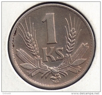 LOT MONNAIES 4 COINS SLOVAQUIE SLOVENSKA  1939 - 1993 - Münzen & Banknoten