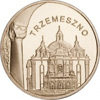 Poland, 2010, 2 Zl,Cities In Poland – Trzemeszno - Poland